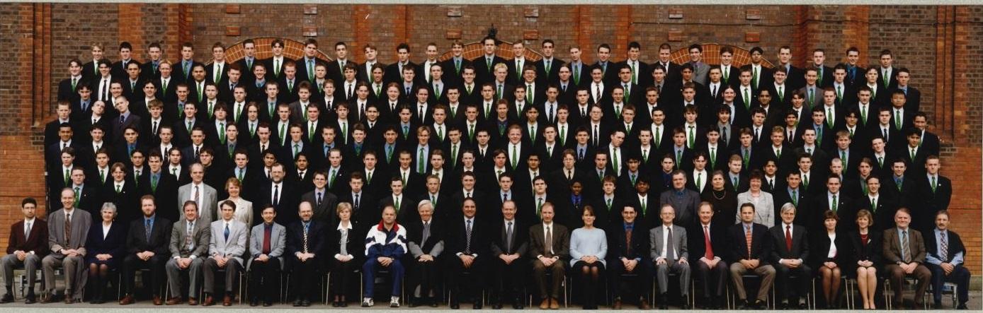 Sixth Form 1999